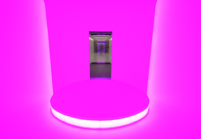James Turrell <i>Three Saros</i>