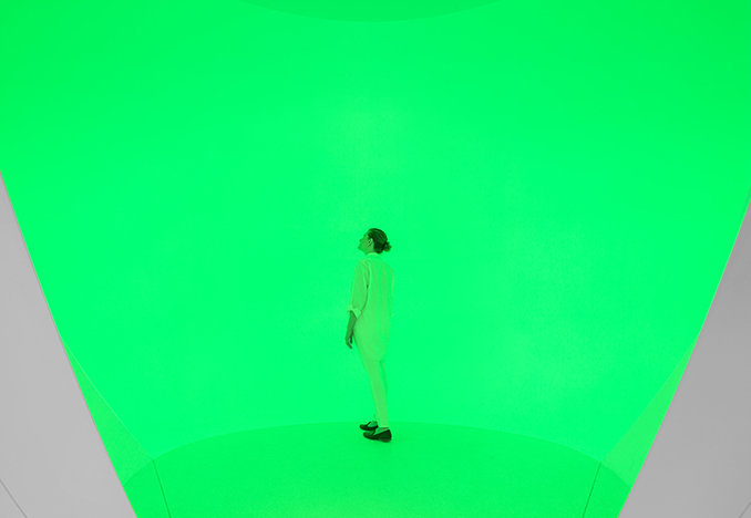 James Turrell<i>Three Saros</i><br>Photo by Michael Moran